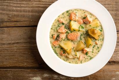 Вкусный рыбный суп: какую рыбу выбрать