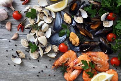 8 полезных морепродуктов для здоровья человека