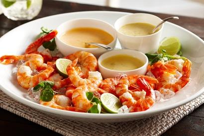 Какой соус подходит к морепродуктам