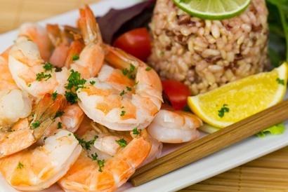 Перекусы из рыбы и морепродуктов