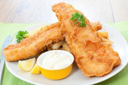 Какую рыбу лучше готовить в кляре