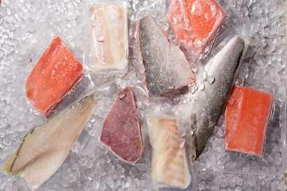 Виды рыбных полуфабрикатов
