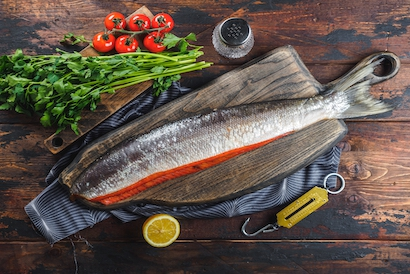 Нерка полезные свойства рыбы