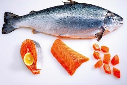 Можно ли есть сырой лосось