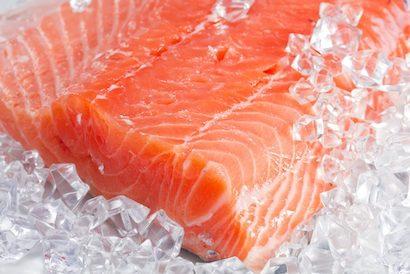 Сколько хранится лосось