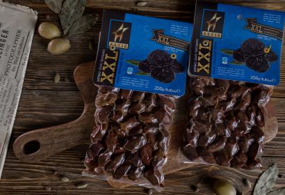 Оливки вяленые