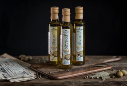 Cretan Mill оливковое масло Extra Virgin с трюфелем