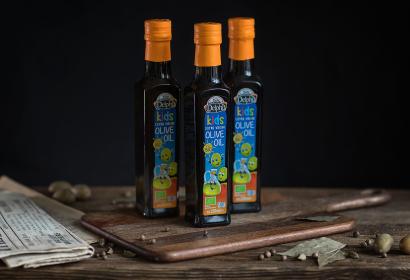 Delphi оливковое масло для детей Extra Virgin Organic (Bio)